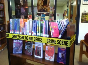 Banned Books at CA Library