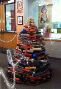 The 2014 CA Library Holiday Tree!